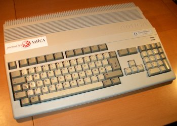 A500 - Commodore
